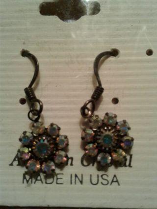 Australian Crystal earrings!