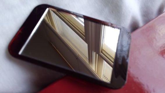 Estee Lauder mirror for purse or pocket, very slim