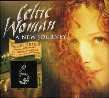 Celtic Woman - A New Journey (Deluxe Package w/bonus tracks + Irish charm) Extra tracks