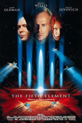 The Fifth Element MA HD Digital Copy Code