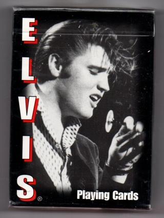 Elvis Presley Deck of Cards-Please read description
