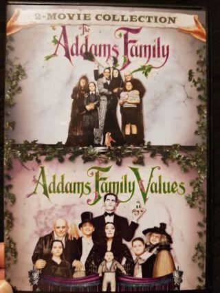 The Addams Family/ Addams Family Values
