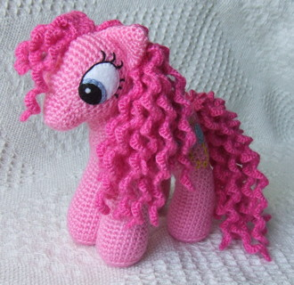 My Little Pony: Friendship is Magic | Crochet pony, Crochet ... | 320x330