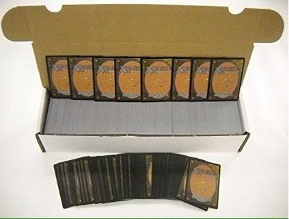 100 MTG Magic The Gathering Cards Common/Uncommon Random Lot Collection