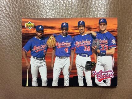 Free Larry Walker Team Stars 1993 Upper Deck Baseball Card