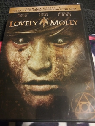 LOVELY MOLLY DVD FACTORY SEALED