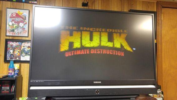 Incredible Hulk Xbox
