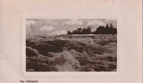 Vintage Used Postcard: 1912 The Whirlpool