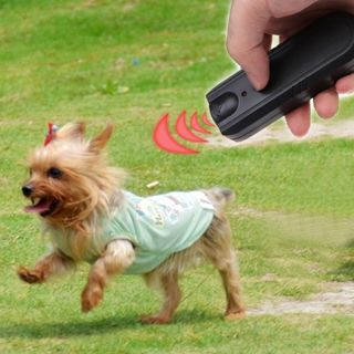 Safe Ultrasonic Anti Bark Control Stop Barking Away Dog Training Repeller Device