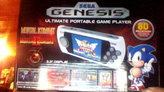 SEGA GENESIS ULTIMATE PORTABLE GAME