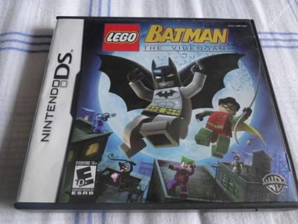 DS Lego Batman Codes, 17 total  Please Read!!
