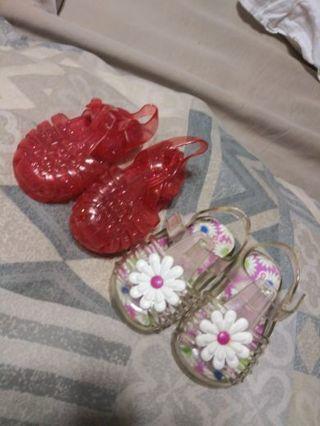 Size2 jelly sandles