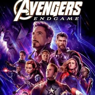 Avengers Endgame - Google Play Redeem digital copy code