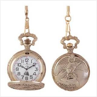 Classic Eagle Pocket Watch