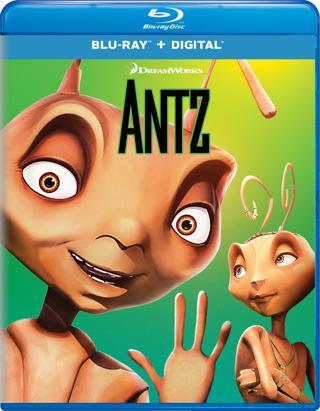 Antz (Digital HD Download Code Only) **Sylvester Stallone** **Jennifer Lopez**