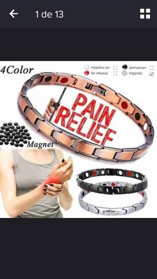 Magnetic therapy health care Bracelet pain relif