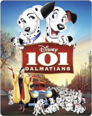 101 Dalmations Diamond Edition Disney HD digital copy code