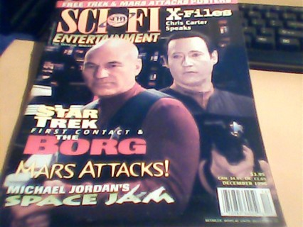 SCI-FI Star Trek magazine