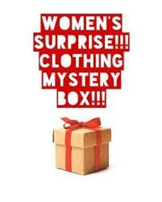 Mystery Box of womans clothing