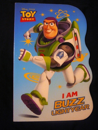 Tall Hardcover Children's Book..Toy Story