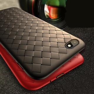 Phone Cases For Xiaomi Redmi 6 Cute Luxury business Matte Soft Silicone Phone Back Case Cover for