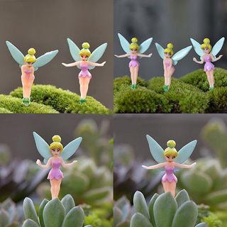 6Pcs Fairy Miniature Garden Ornament Plant Pot Dollhouse Decor Mini Craft Hot