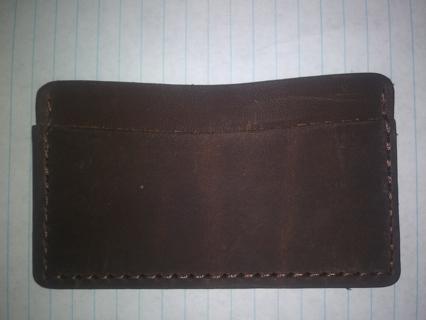 Marlboro Rustico leather wallet