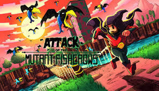 Attack of the Mutant Fishcrows - Steam Key