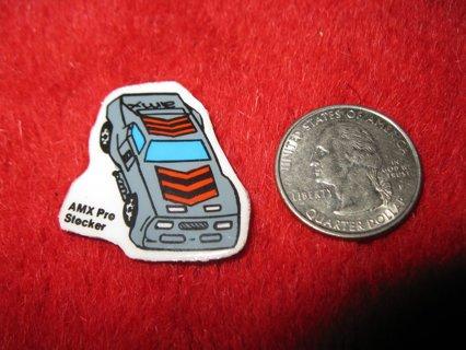 1980's Matchbox Off Road 4x4's Refrigerator Magnet: AMX Pro Stocker