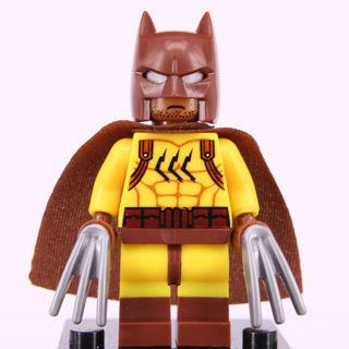 New Cat Man Minifigure Building Toy Custom Lego