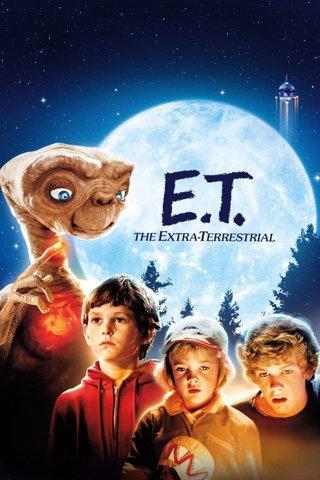 E.T. HD Digital Copy Code