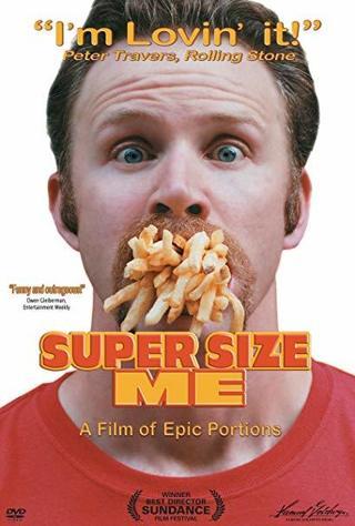 Super Size Me Samuel Goldwyn Films 2015 Re-issue