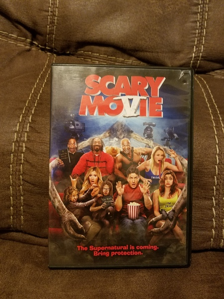 Free Scary Movie 5 Dvd Listia Com Auctions For Free Stuff