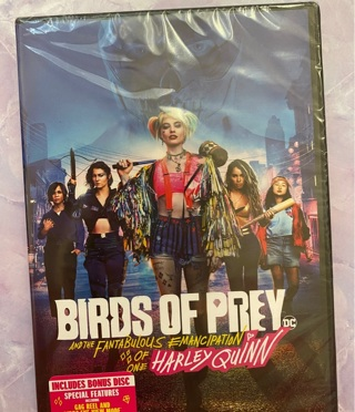 Birds of Prey DVD  (*NEW*)