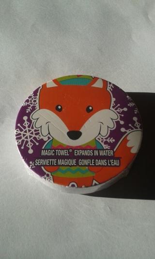 magic towel - fox