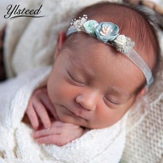 Newborn Hair Accessories Photo Props Baby Girl Flowers Headband Newborn Photography Accessories In