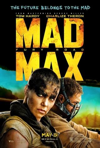 4K Mad Max: Fury Road MA code