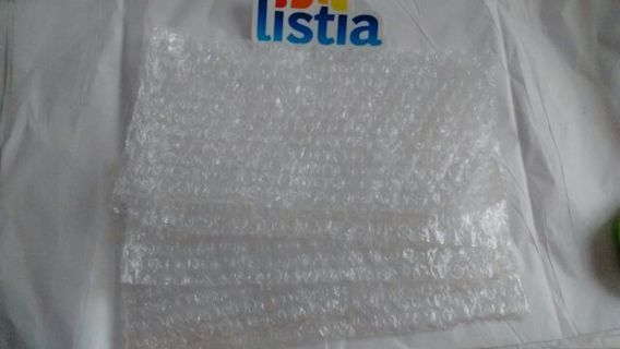 Bubble Wrap Sleeves ,Storage Bags ~25PC~NEW~