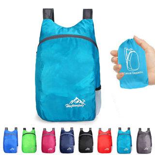 20L Waterproof Backpack Foldable Hiking Bag Pack Outdoor Camping Travel Rucksack