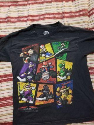 Mario Kart Ds Shirt