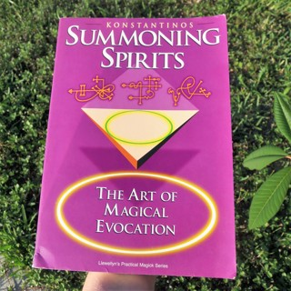 SUMMONING SPIRITS: The Art of Magickal Evocation ☽✪☾ Wicca Witchcraft Magick Pagan Witch Spells ☽✪☾