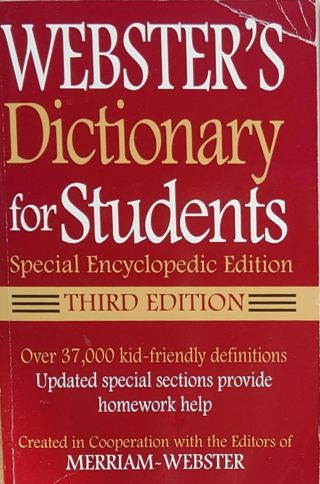 ★1 Webster Student Dictionary★