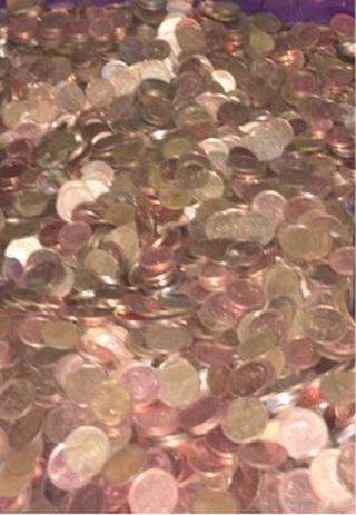 1 random canadian penny