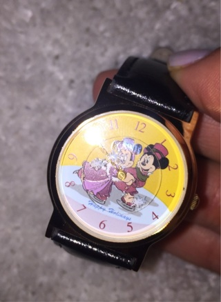 Disney watch!!! ❤