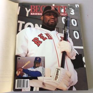 Beckett Baseball Card Monthly Magazine - February 1996  Issue # 131