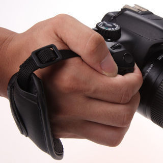 Camera Leather Grip Wrist Hand Strap for Canon Nikon Sony Olympus SLR DSLR