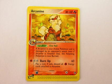 Pokemon Card - Arcanine 15/100