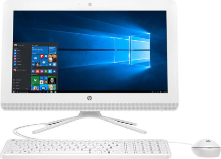 "HP - 19.5"" All-In-One - AMD E2-Series - 4GB Memory - 1TB Hard Drive - HP"