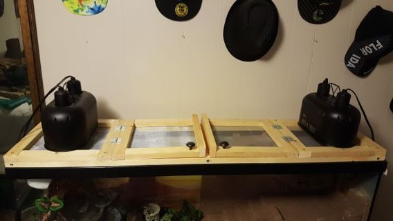 55G Tank Cover