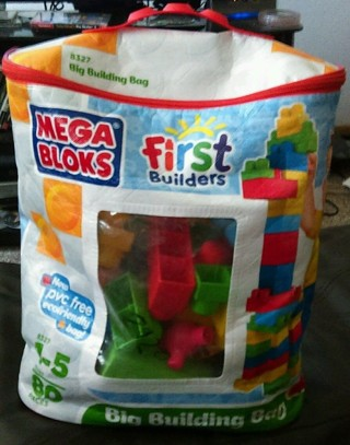 Brand New Mega Blok Set!